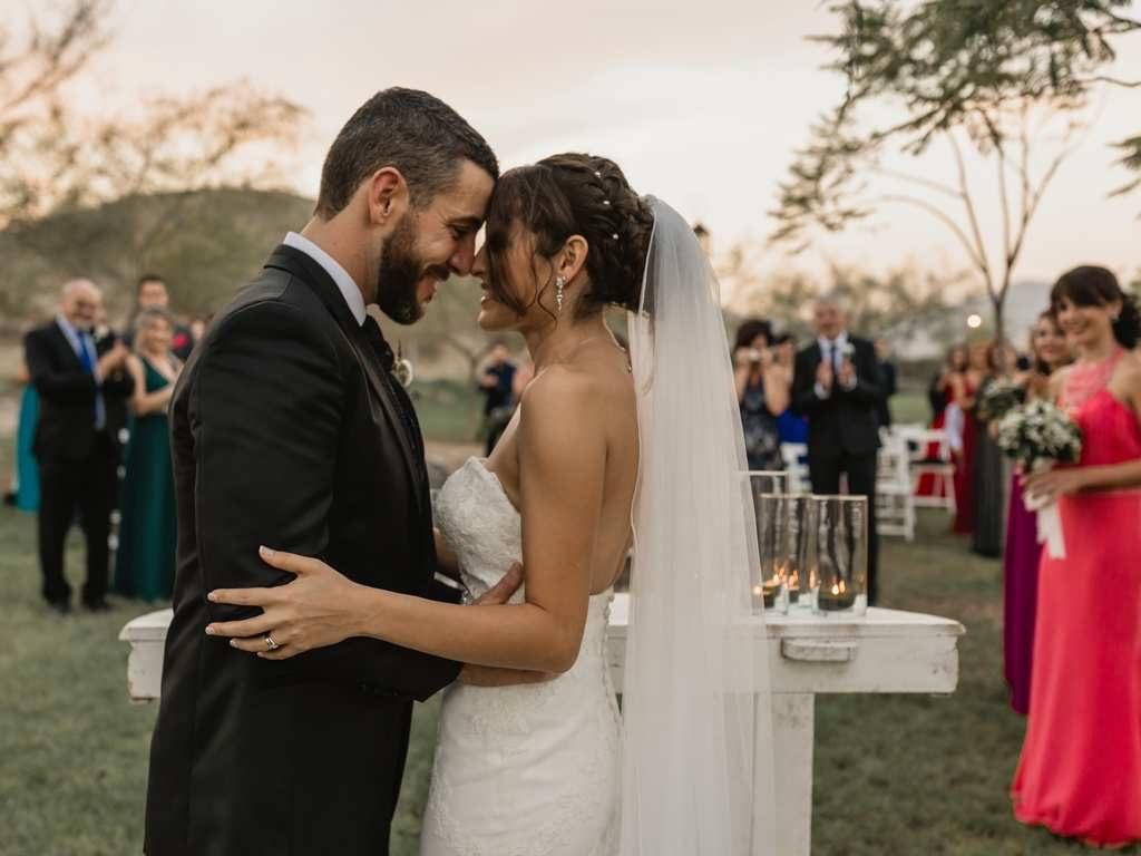 Fotografía emocional de boda