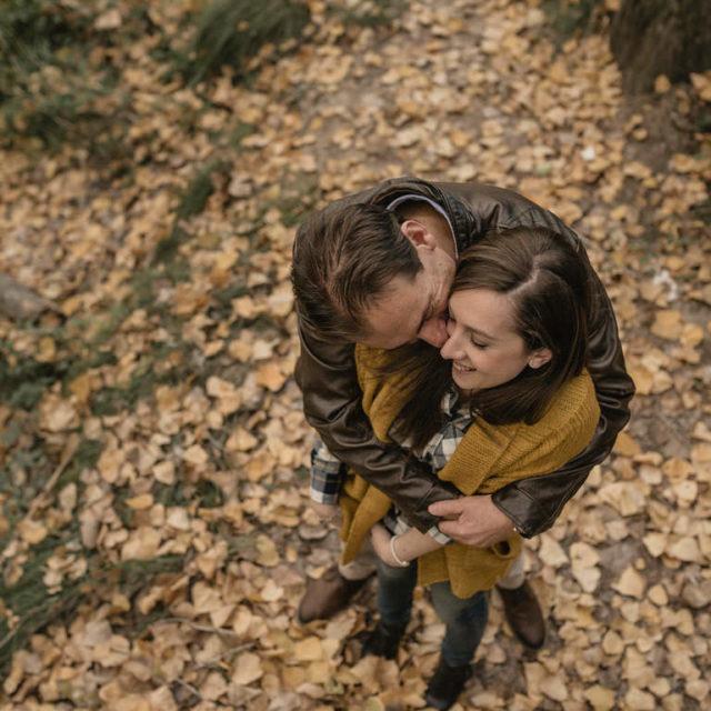 pre-boda de otoño