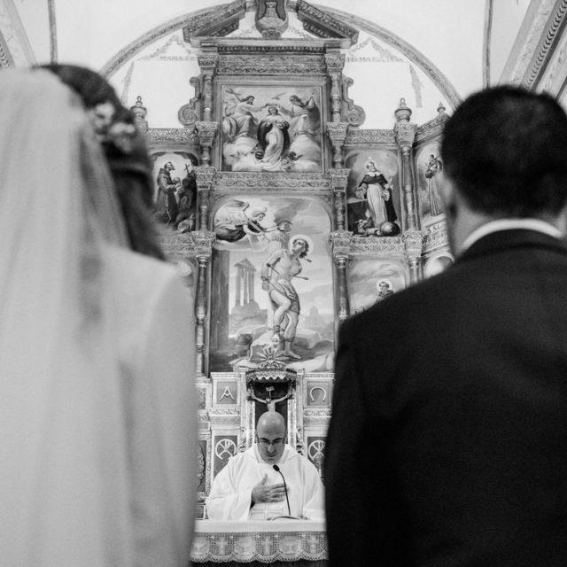 Boda en Convento Franciscano de Cocentaina