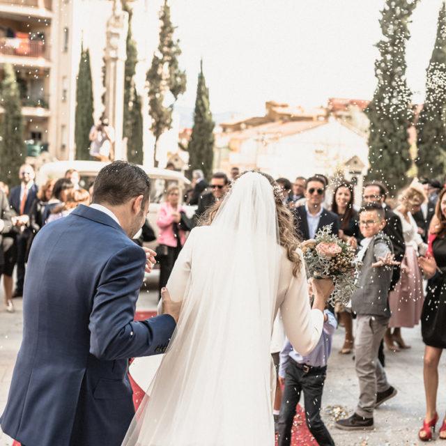 Felicitación de boda