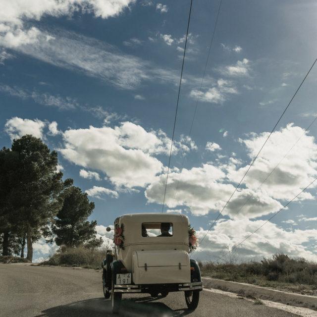 Camino a Cocentaina