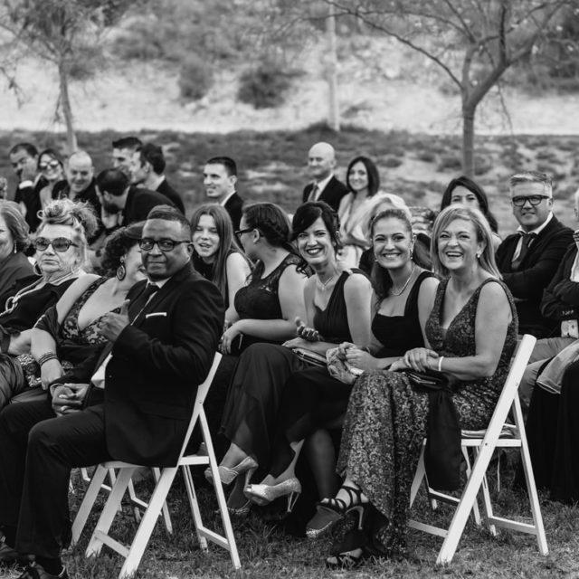 Ceremonia de boda en Finca Yeguada La Gloria