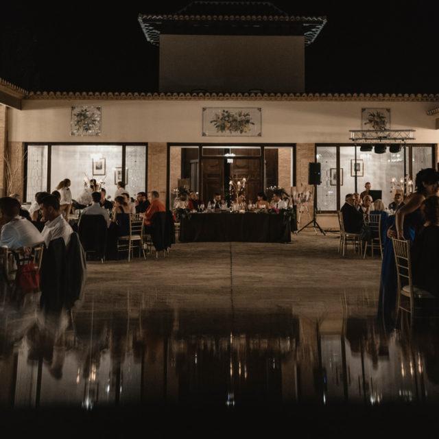 Salones de boda de Finca Yeguada La Gloria