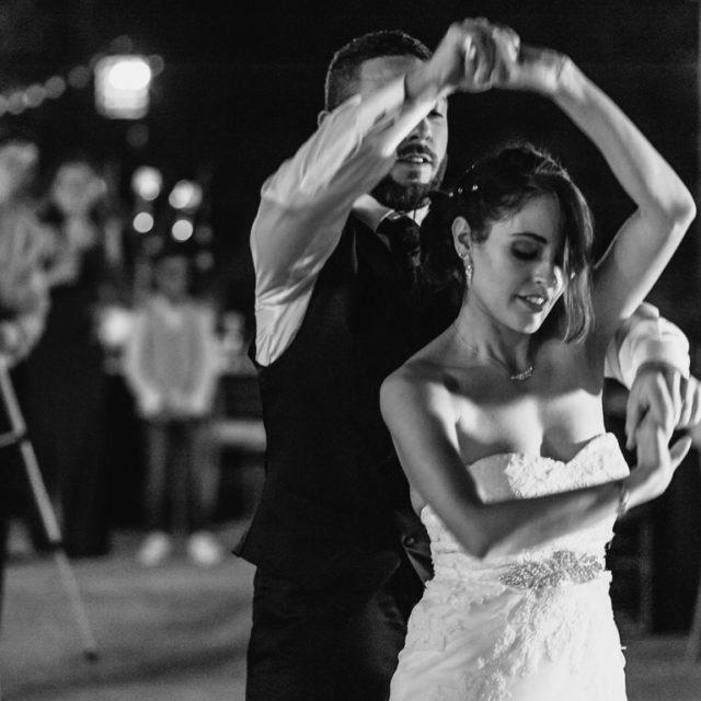 Baile de novios en Finca Yeguada La Gloria