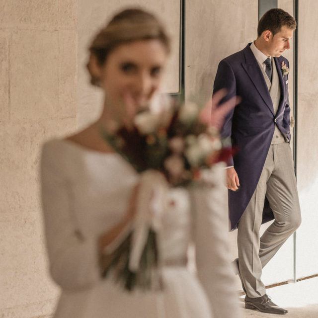Fotografía de boda en Concatedral de San Nicolas, Alicante