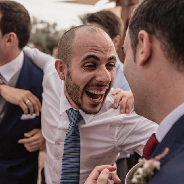 Invitados de boda