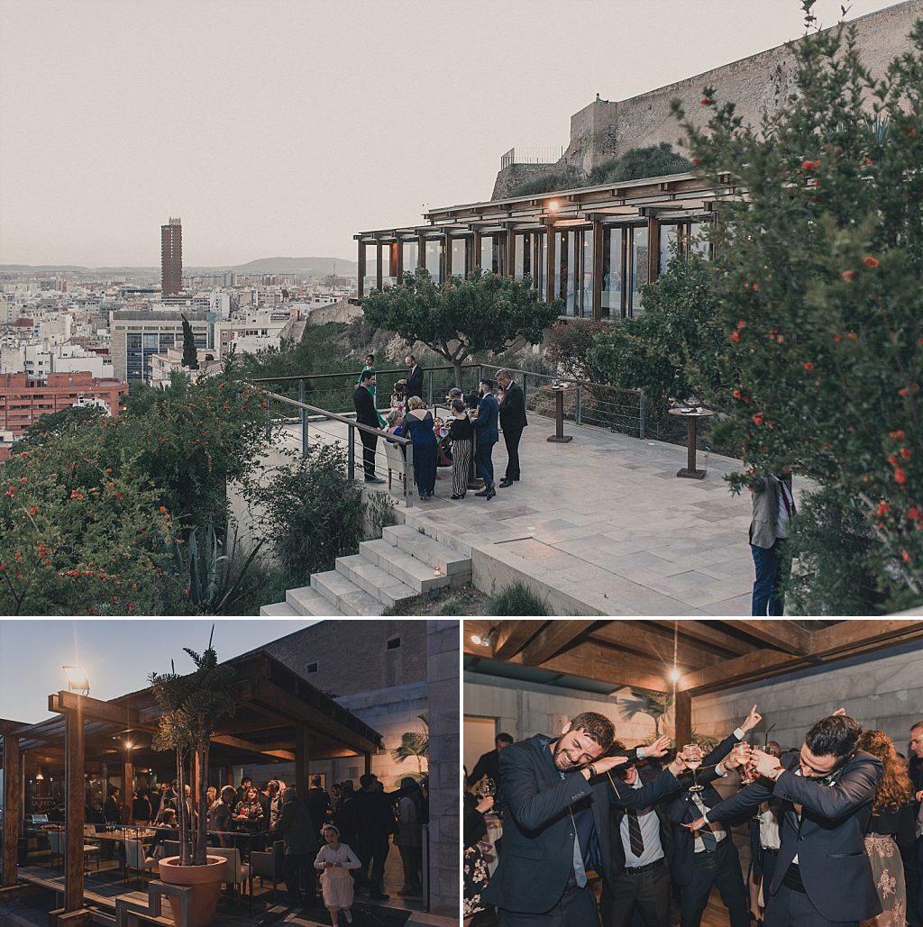 Celebración de bodas en Parque de La Ereta, Alicante