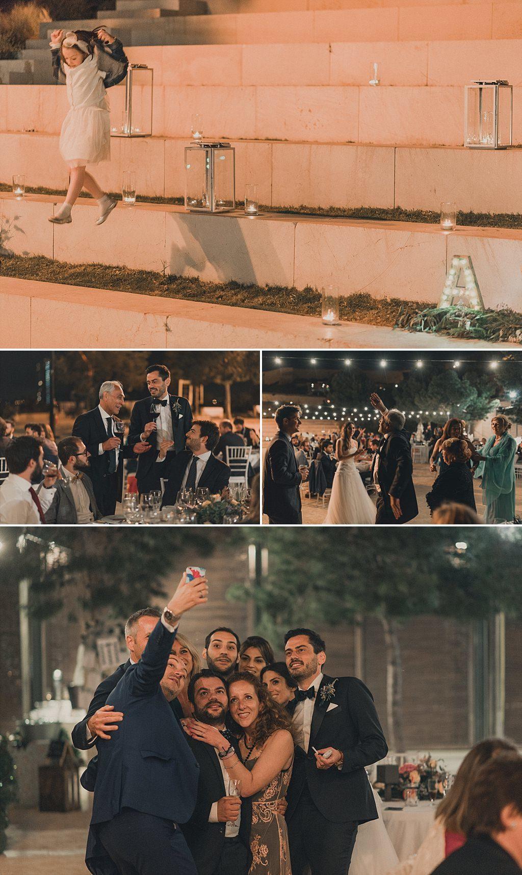 Momentos de una boda