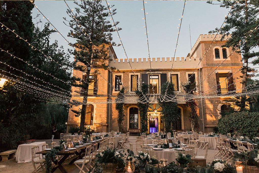 Una finca como lugar ideal para celebrar tu boda