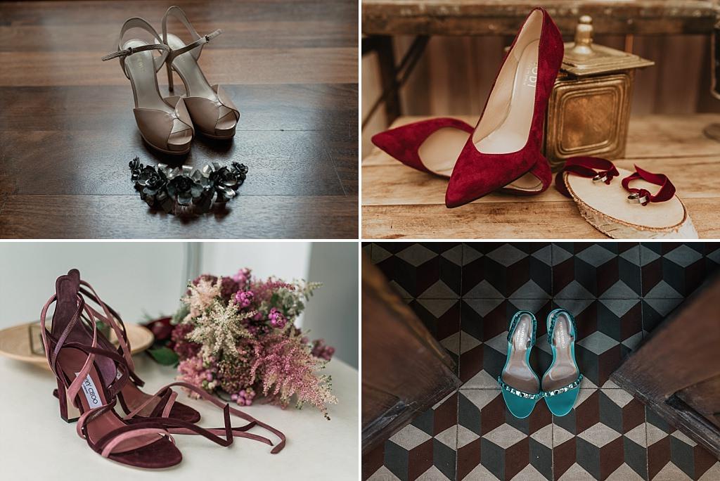 Zapatos de novia - Tendencia 2018