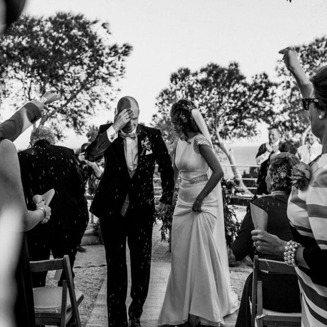 Fotografía de boda en Altea