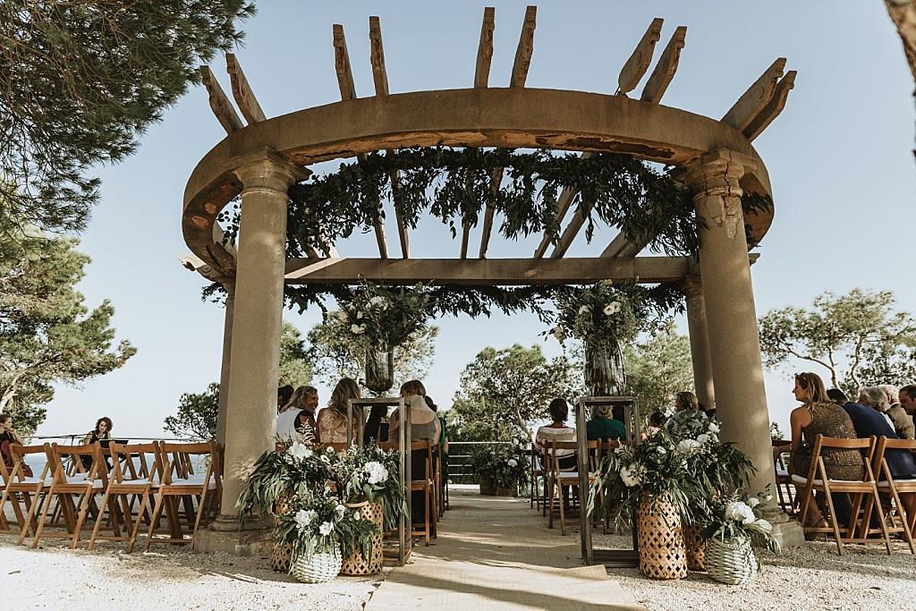 Celebración de boda en Marques de Montemolar