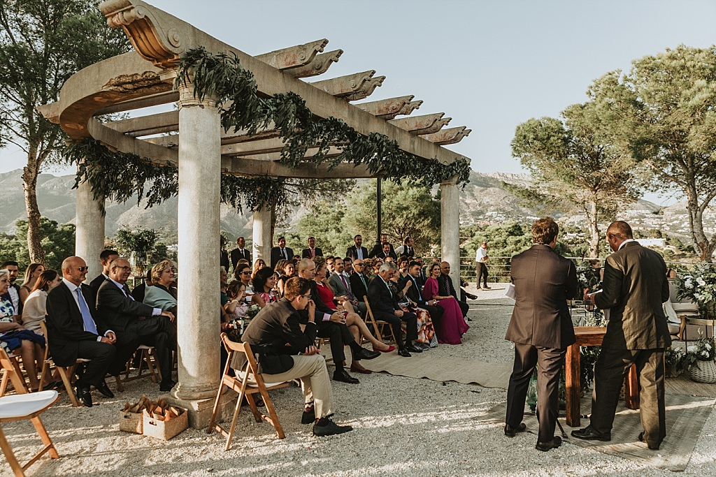 Celebración en Marques de Montemolar