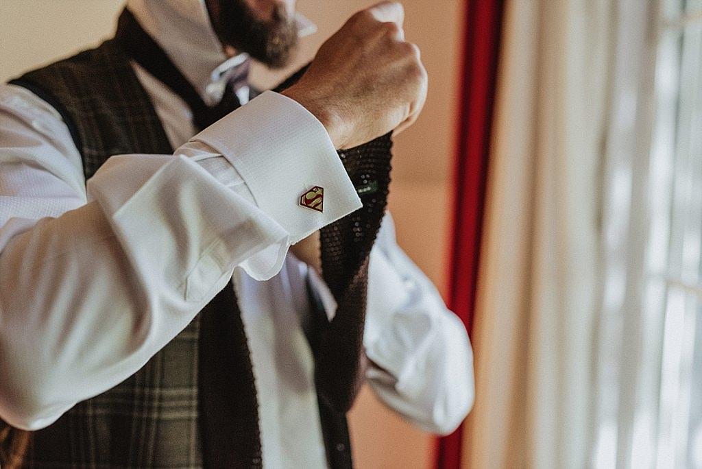 Corbata de novio