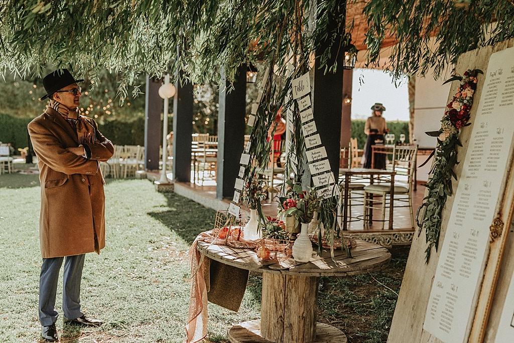 Sitting de bodas