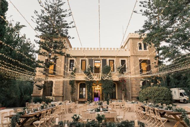 Cómo elegir el lugar perfecto para tu boda