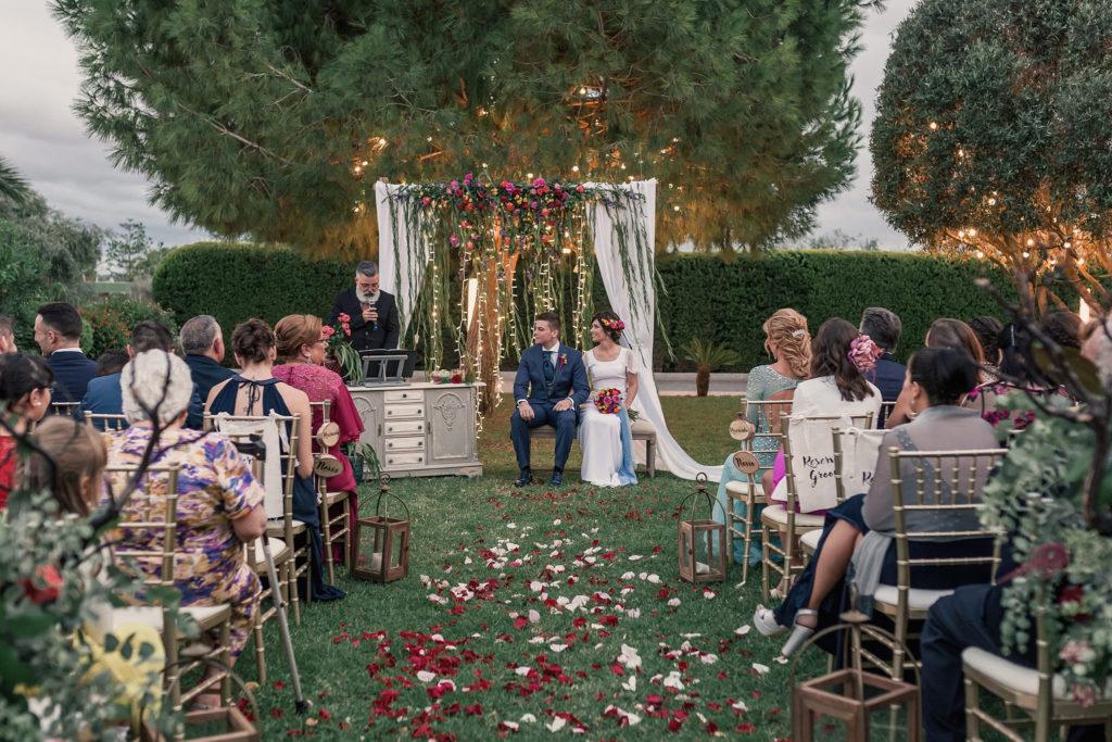 Elegir el lugar ideal para celebrar tu boda