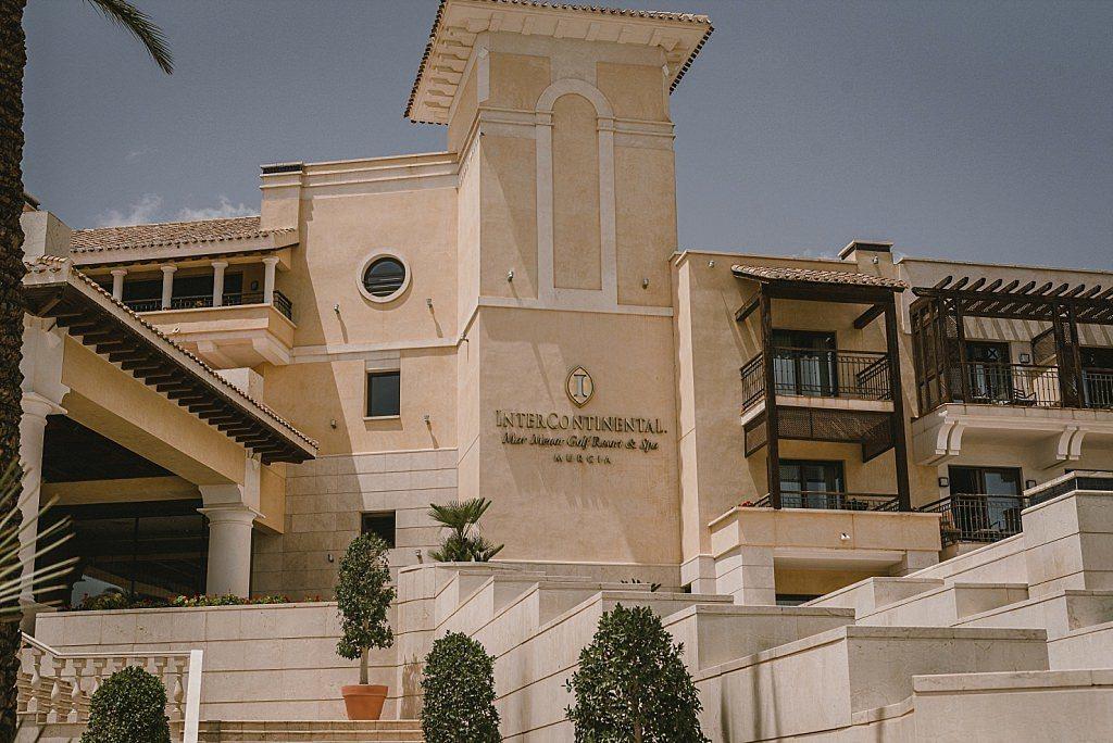Preparativos de la boda - Mar Menor Golf Resort & Spa
