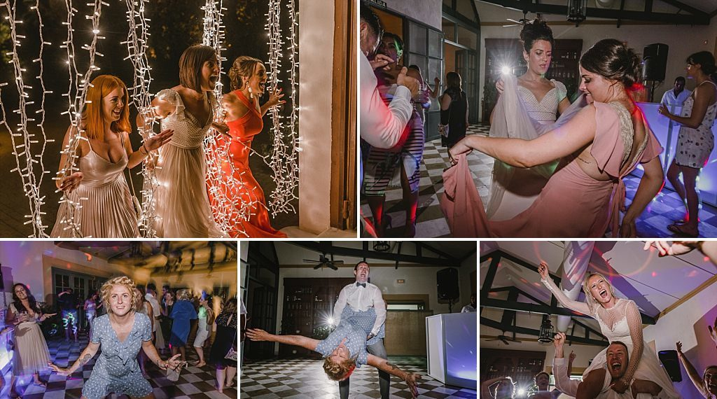 Celebración de boda en Finca Parque de la Marquesa