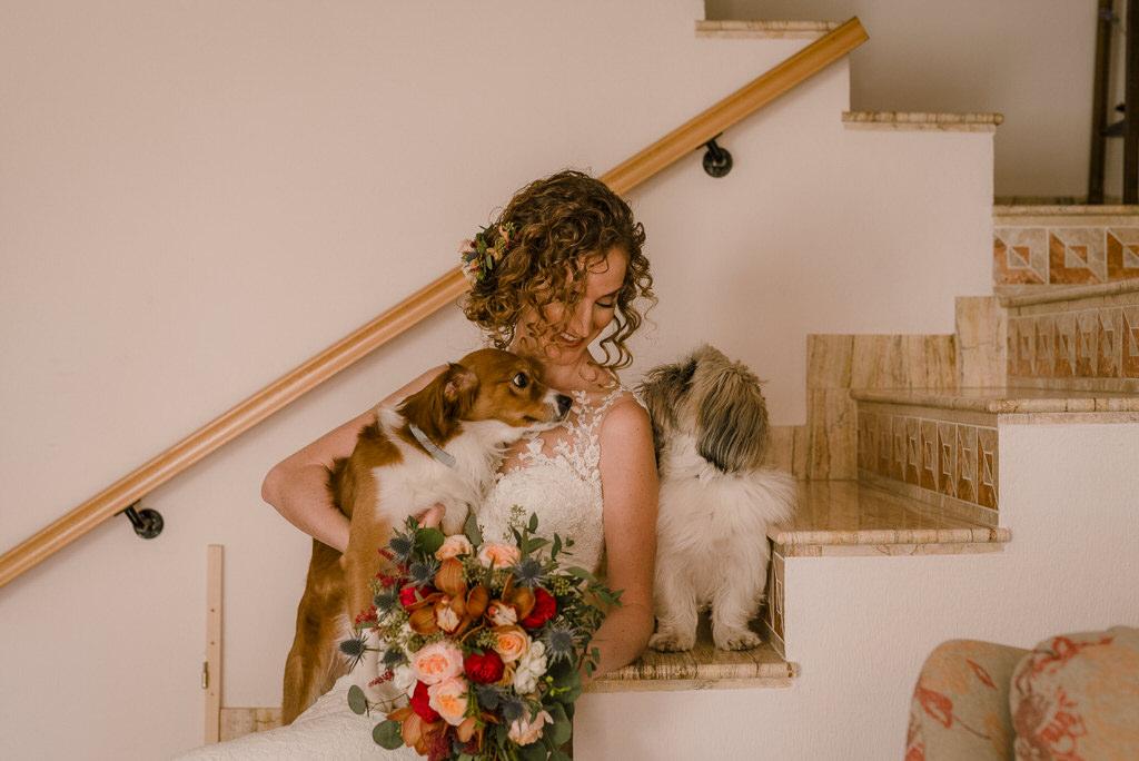 La casa de la novia
