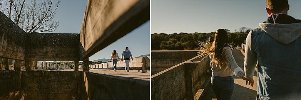Fotos de novios paseando