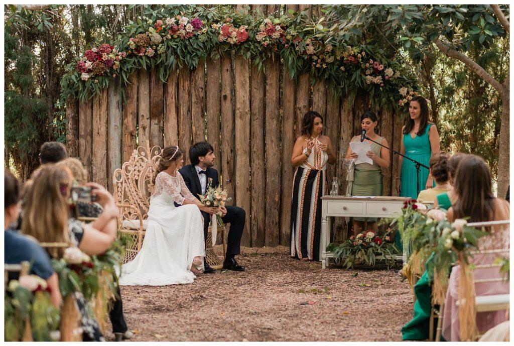 Fotografía de Boda en Finca El Cortijo, Elche - La Ceremonia